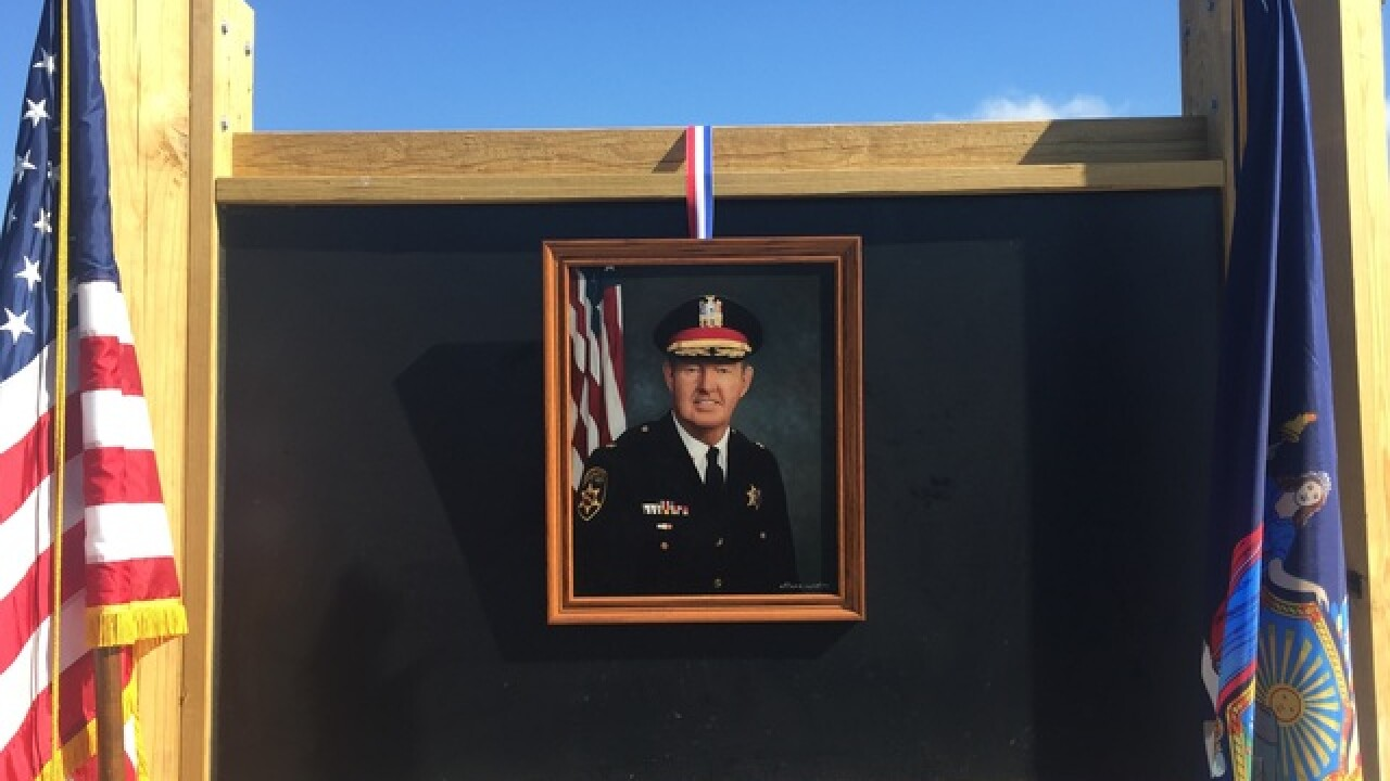 Bridges and park named in honor of late Sheriff