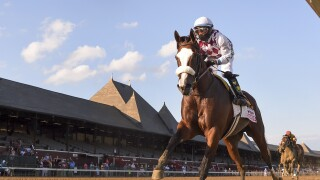 Travers Stakes Horse Racing