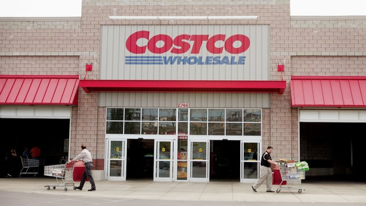 How to get free samples at Costco