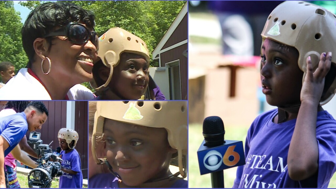 5-year-old girl shot in head: 'Thank you for praying forme!'