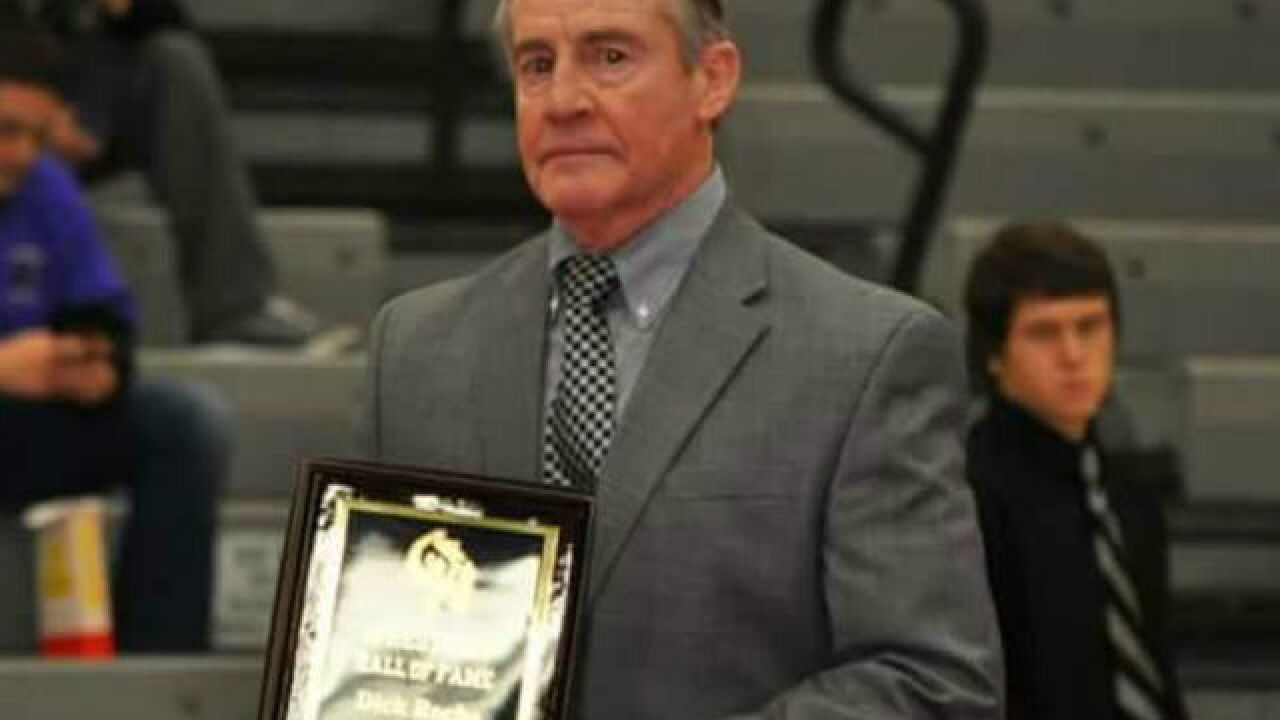 Former longtime Oak Hills teacher and wrestling coach Dick Roche remembered