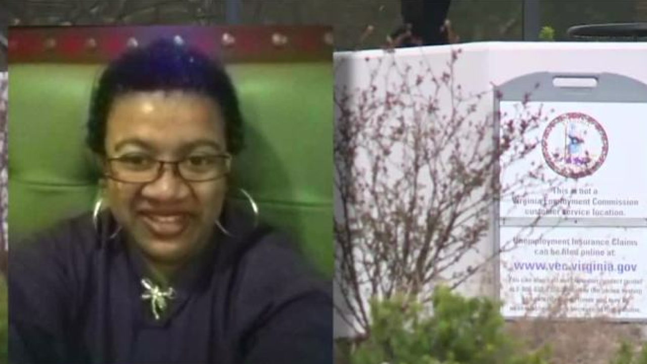 Henrico woman still waiting to get 12 weeks of missing benefits from the VEC