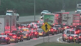 AAA: With 2 million Ohioans driving for Thanksgiving, expect road delays