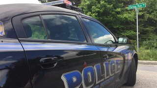 Police investigate unknown man seen in woods in Howard County