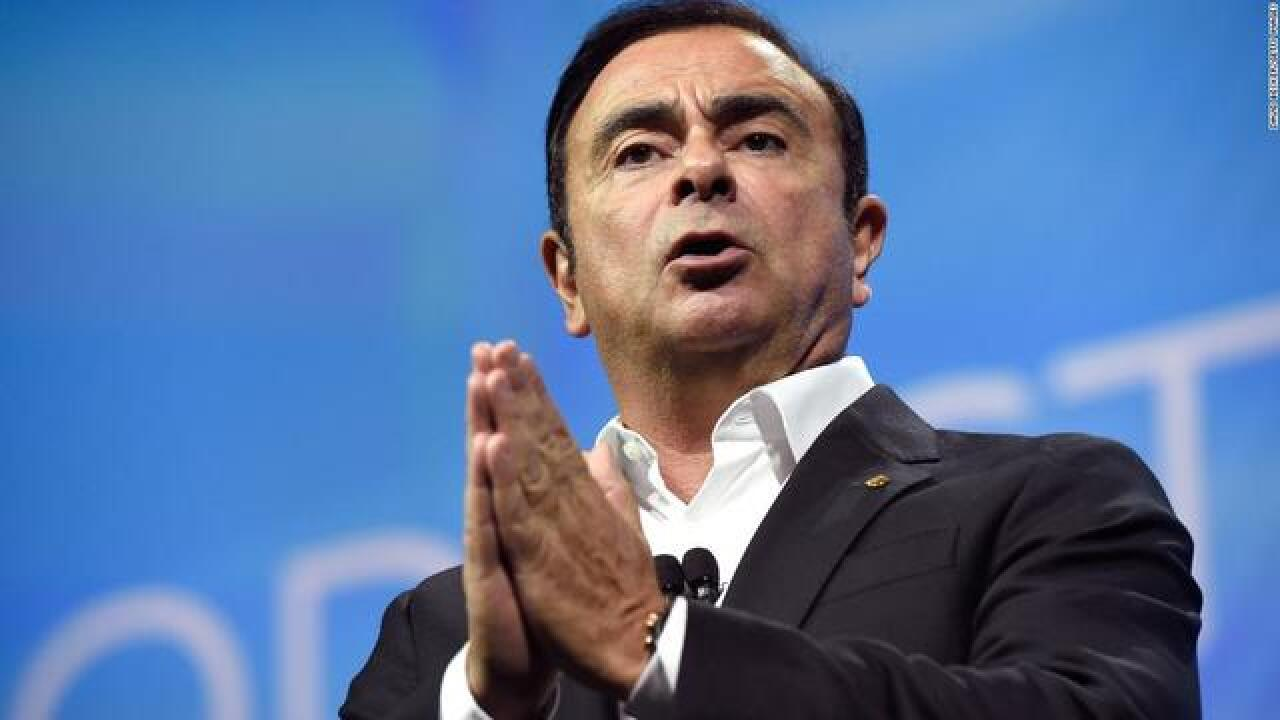 Mitsubishi Motors follows Nissan in ousting chairman Carlos Ghosn