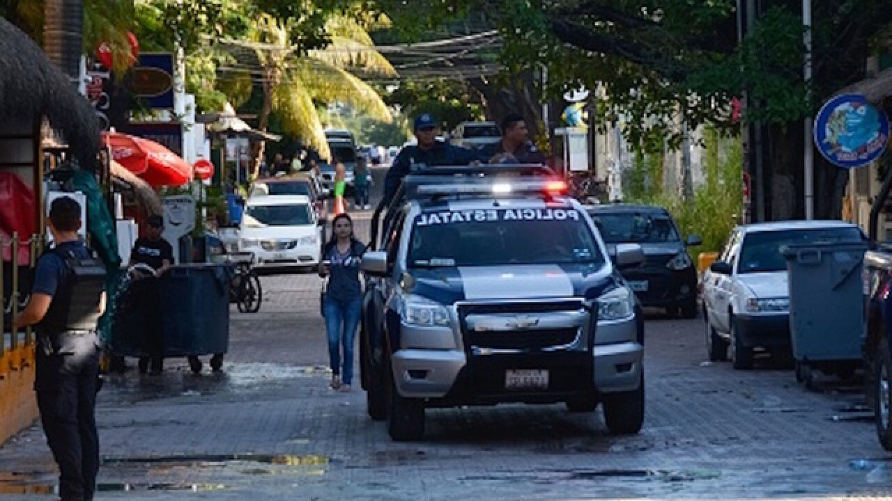 Mexico club shooting: 5 killed after gunfire erupts at festival