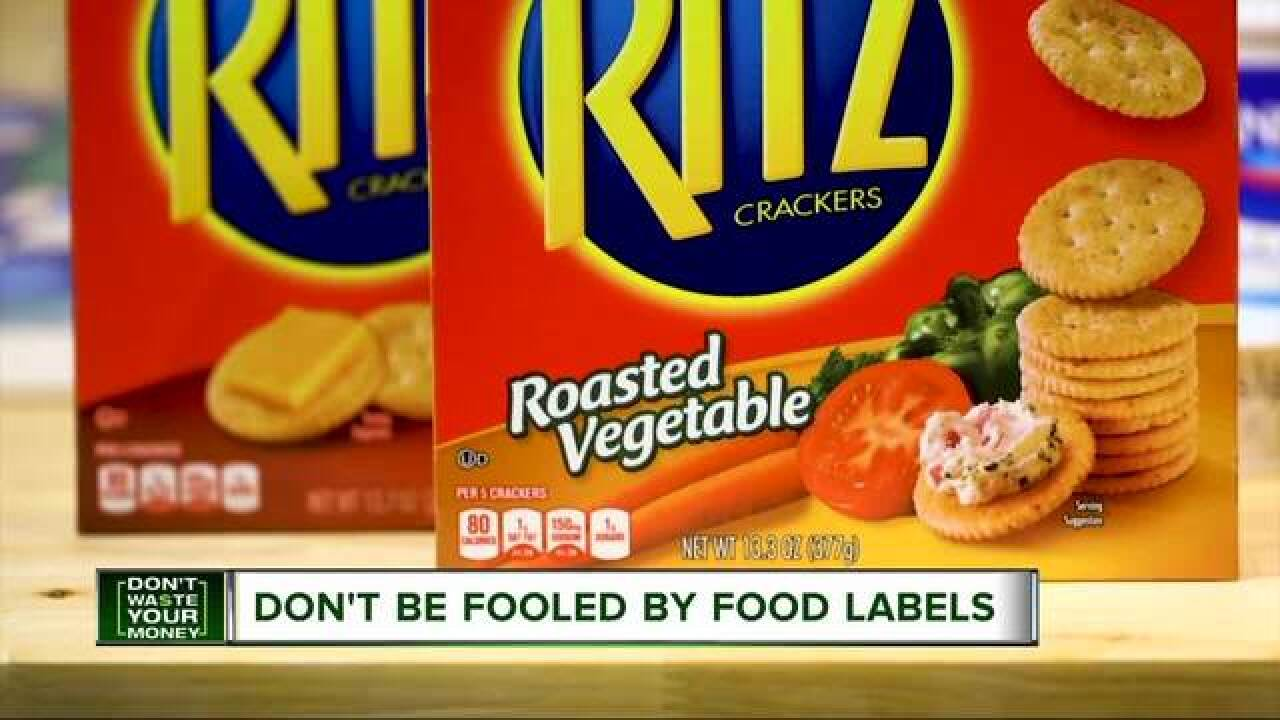 How not to be fooled by food labels