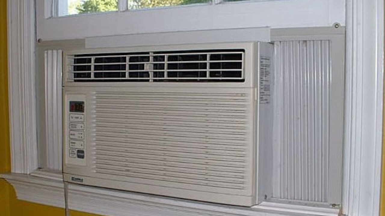 New York State is handing out free air conditioners