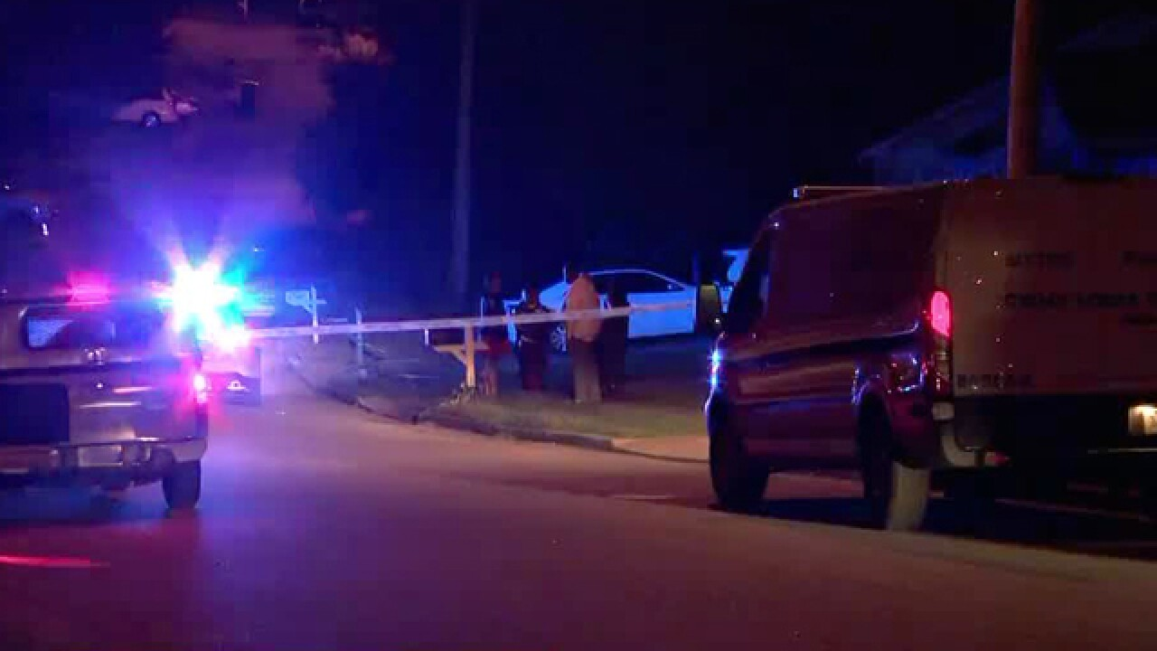 Woman dies after shots fired into Nashville home