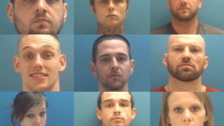 9 arrested in Columbus after yearlong investigation of Aryan Brotherhood