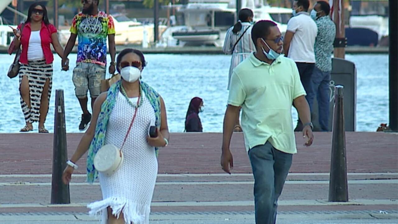 Baltimore Mask Mandate