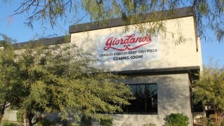 Giordano's Pizza to open in Paradise Valley on August 14