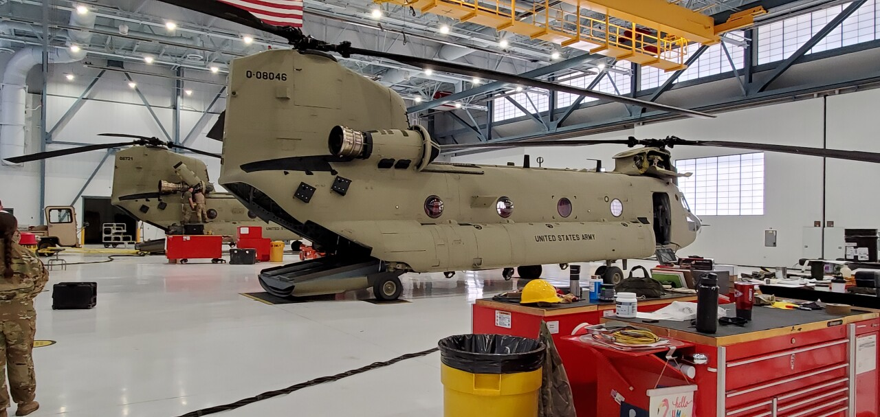 Gov aviation tour