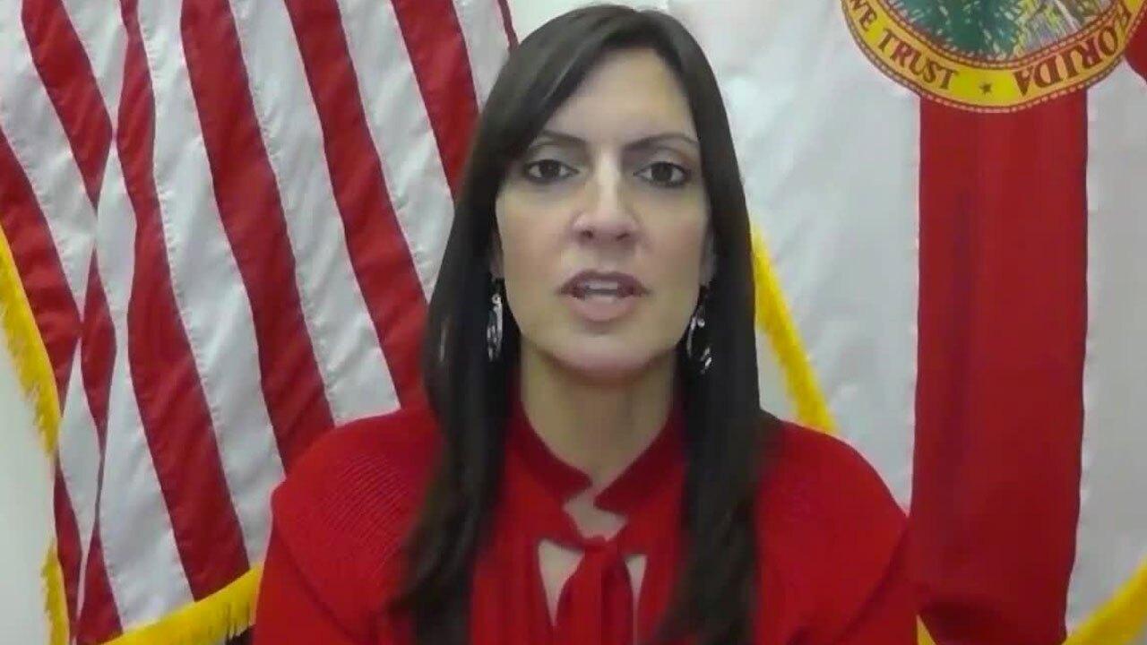 Florida Lt. Gov. Jeanette Nunez