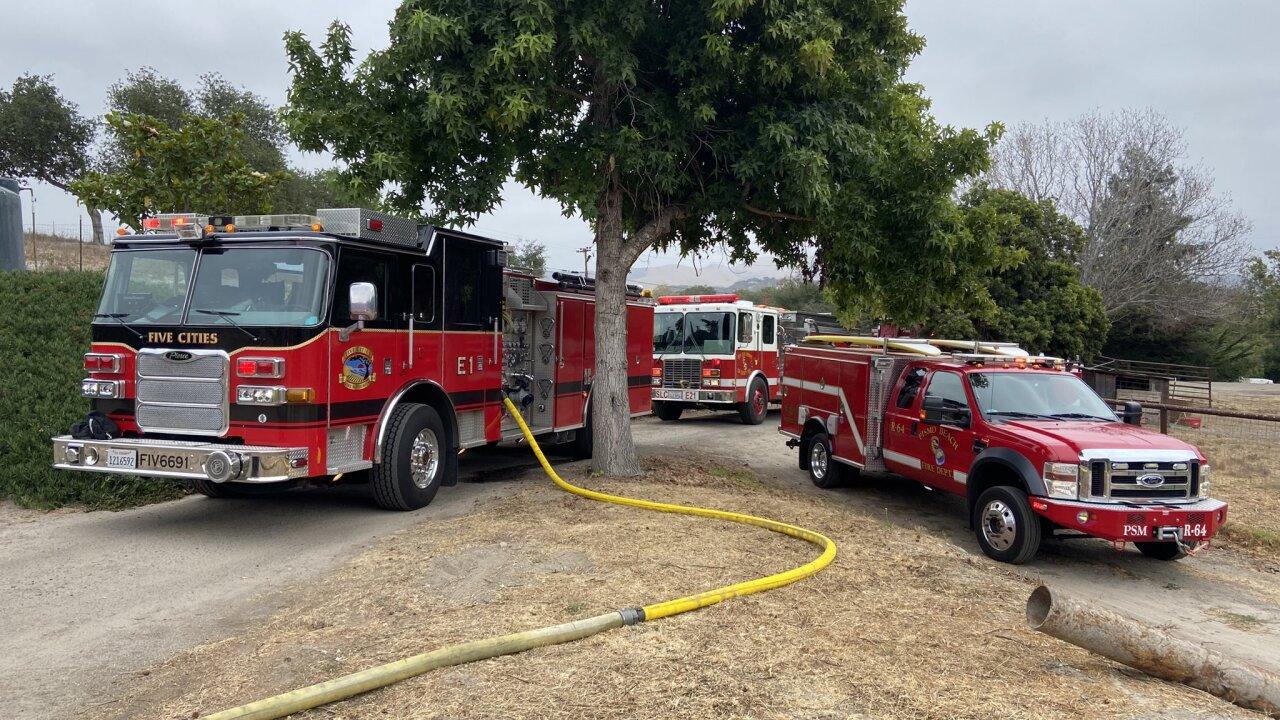 cal fire house fire 2 10-7-21.jfif