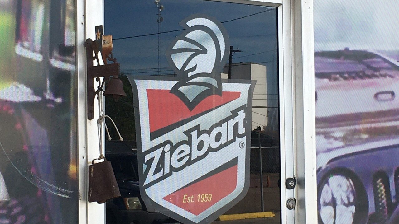 Ziebart's providing deal for first responders, medical workers