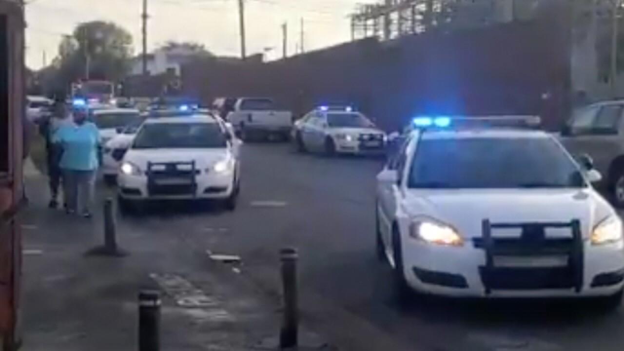 4 Teens Shot At Edgehill Homes
