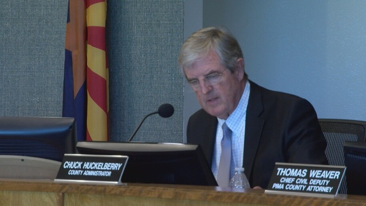 Pima supervisors delay Monsanto decision