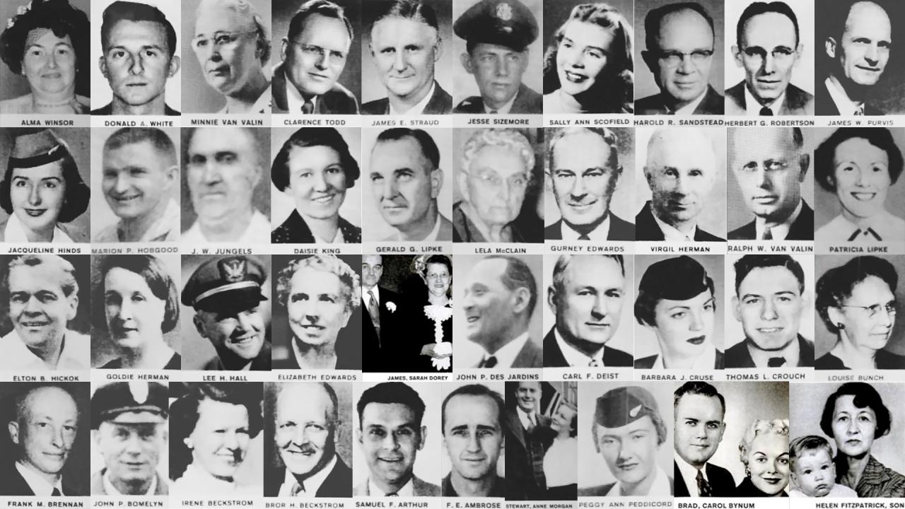 Longmont plane crash victims