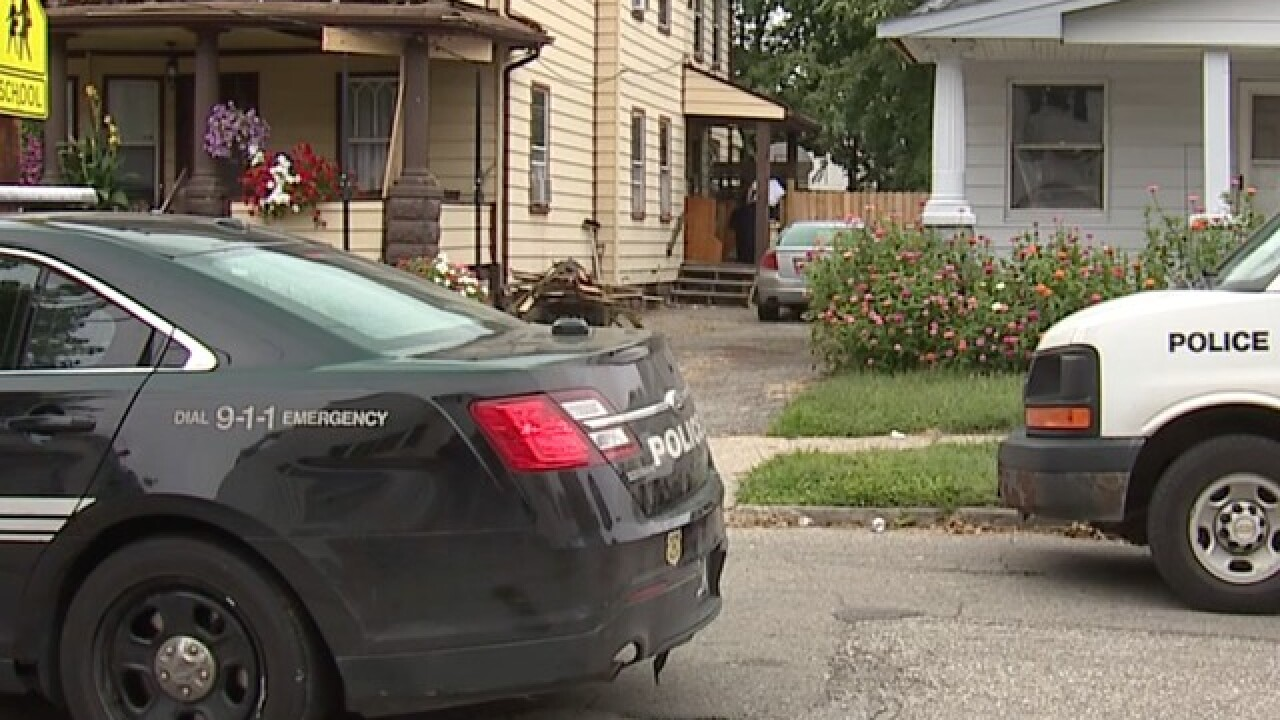 94-year-old woman killed during Cleveland home invasion