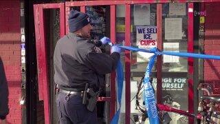 Teen shot in the Bronx