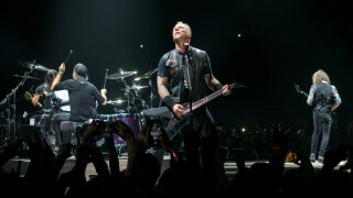 Metallica concert to screen at Arizona drive-ins Aug. 29