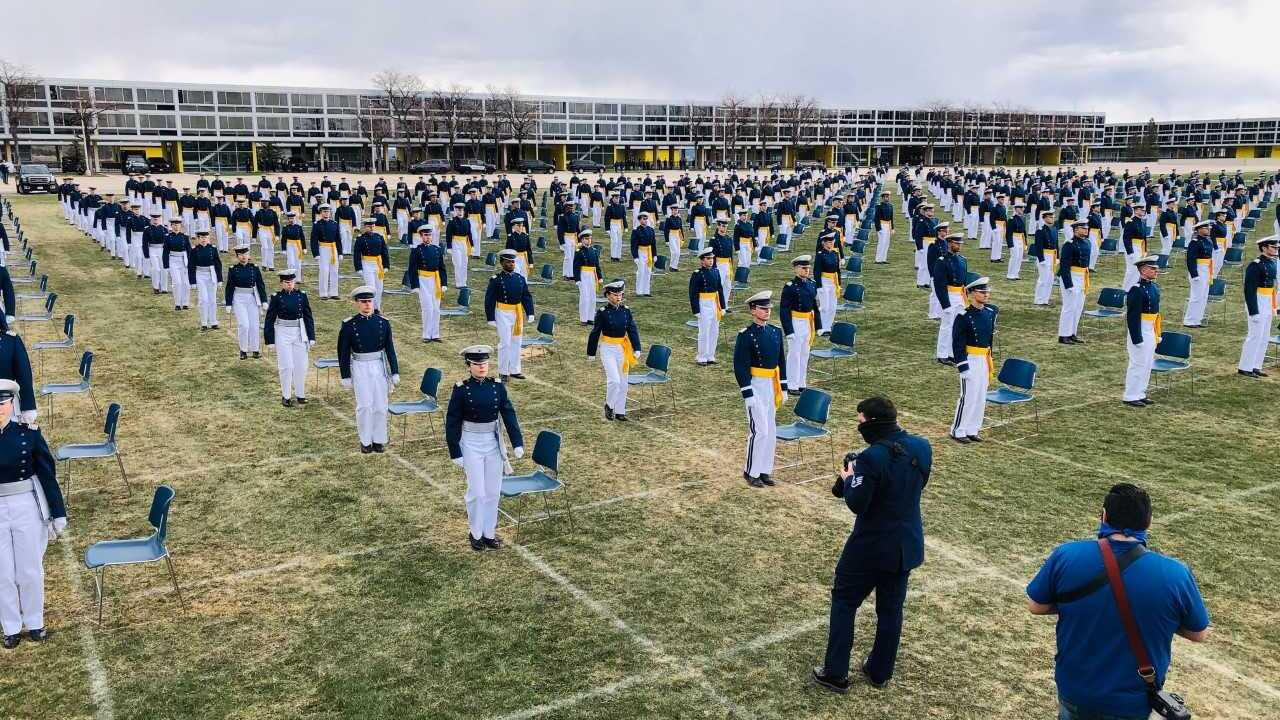 2020 AFA Graduation