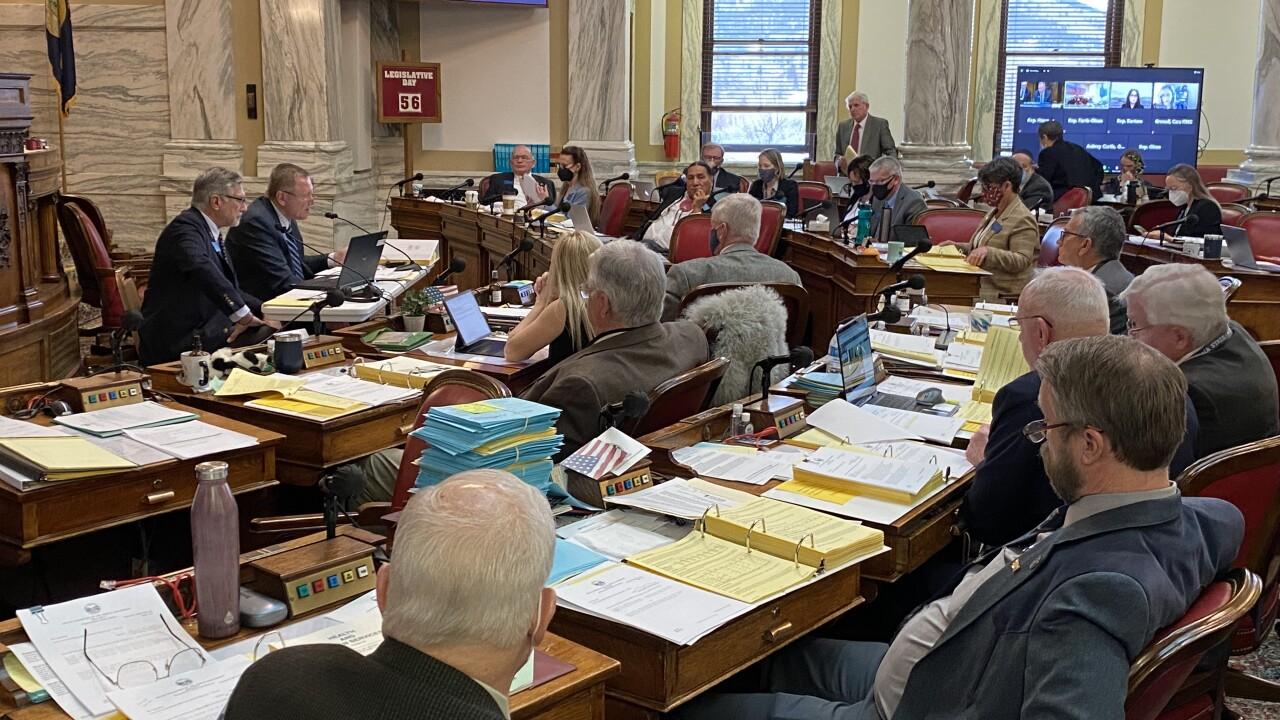 House Bill 2 Floor Debate