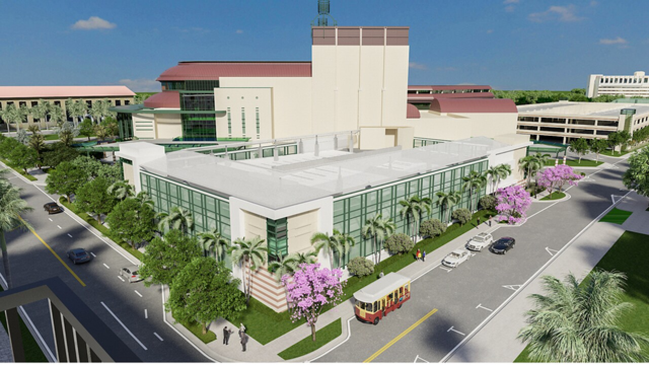 Kravis Center breaks ground on $50 million renovation and expansion