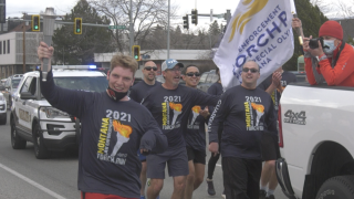 Special Olympics Torch Run returns to Bozeman to kickoff summer games