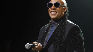 Stevie Wonder joins Twitter and pays tribute to MLK with star-studded video
