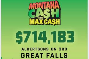 $714K lottery ticket sold in Great Falls