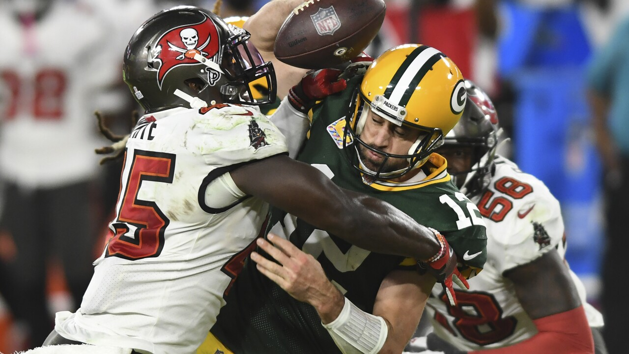 Packers Buccaneers Football