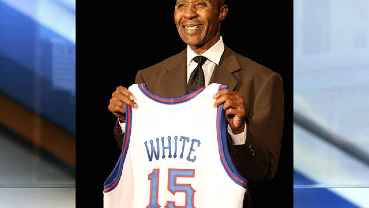 Kansas great Jo Jo White dies at 71