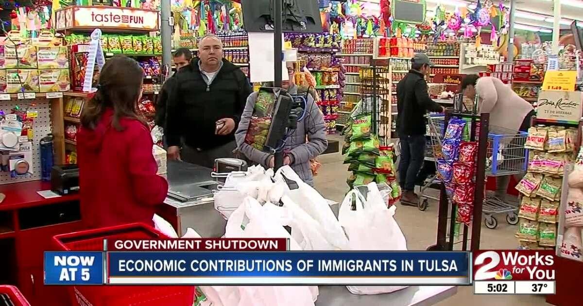 Immigrants Are 7 Percent Of Tulsa Population Contribute Nearly 4 Billion