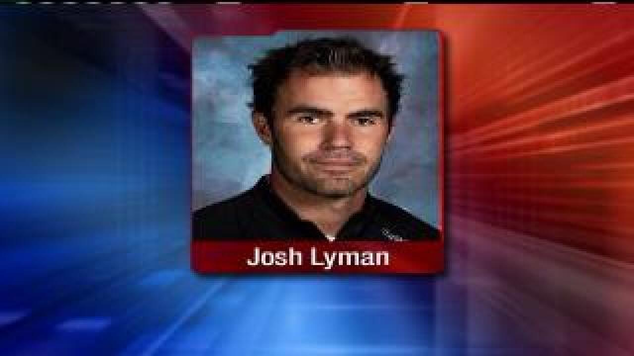 Cottonwood High coach accused of inappropriate contact with student