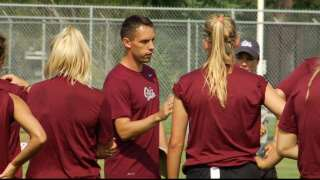 """You want to hop on his bus:"" Montana soccer appreciates new head coach Chris Citowicki's energy"