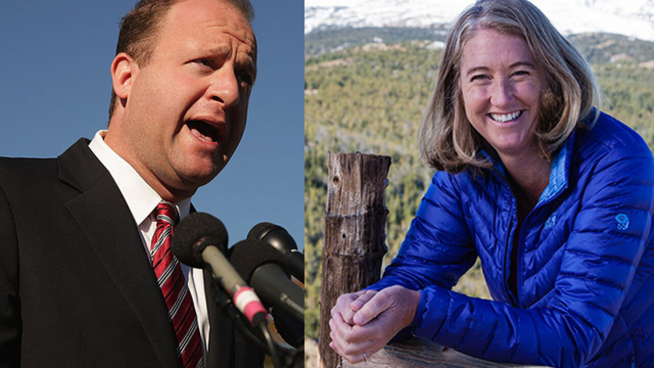 Colorado Democrats leaning toward Polis, Kennedy for governor, but many still undecided, poll finds