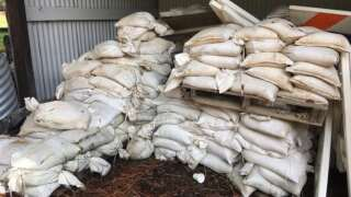 Sandbags available in Acadiana