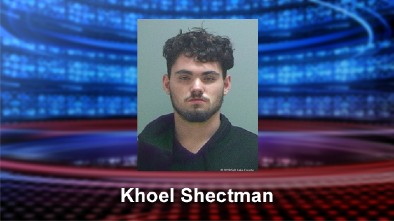 Utah man charged on birthday with stealing four-wheeler from Tooele, planning to drive to Sandy