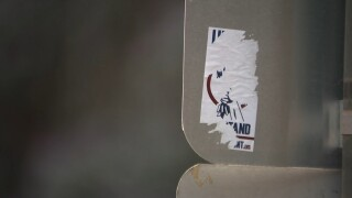 Patriot Front Sticker