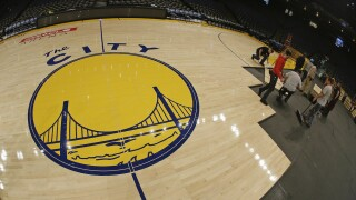 San Francisco bans public gatherings of more than 1,000, NBA's Warriors expected to comply