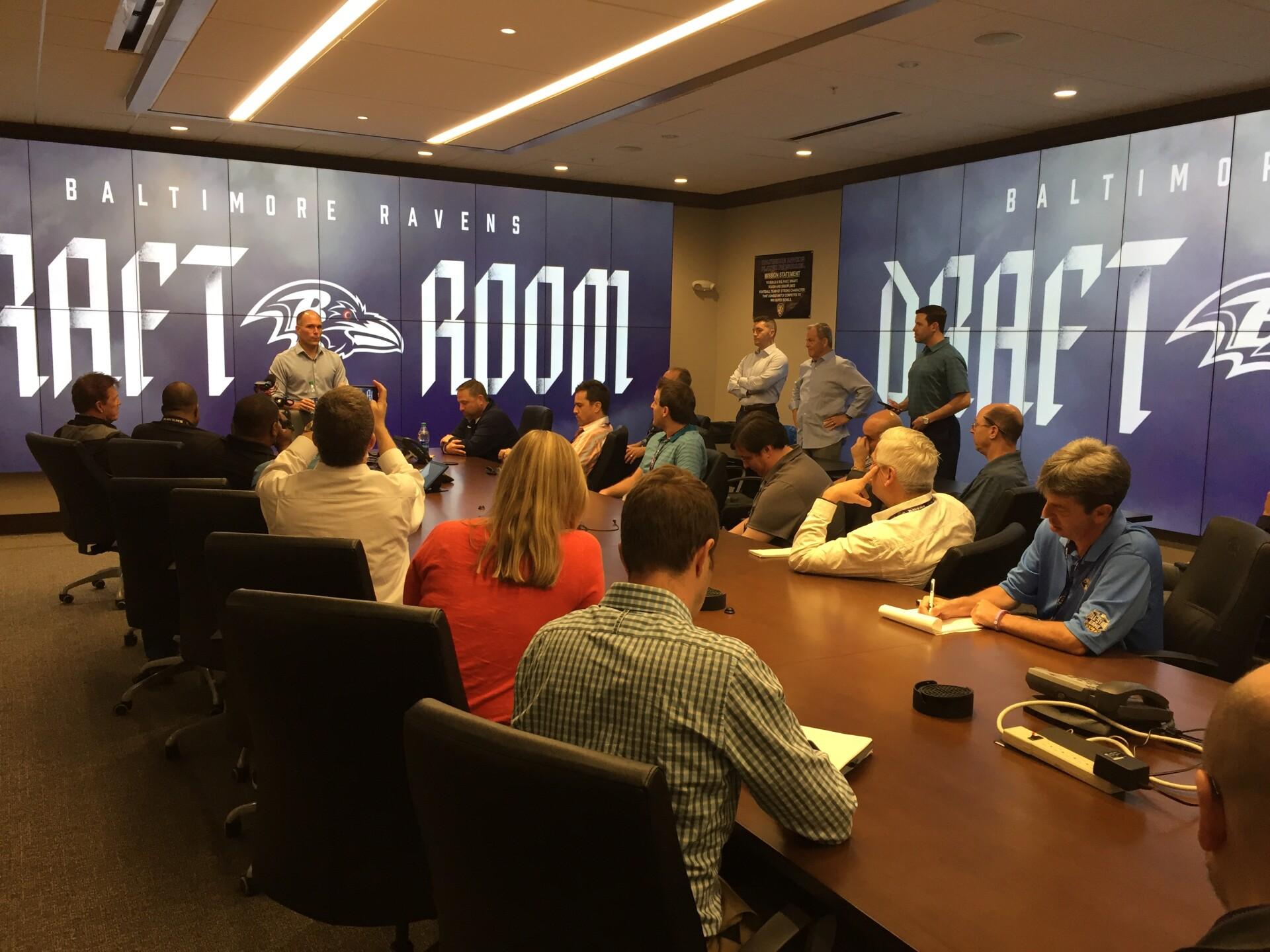 ravens draft war room.JPG