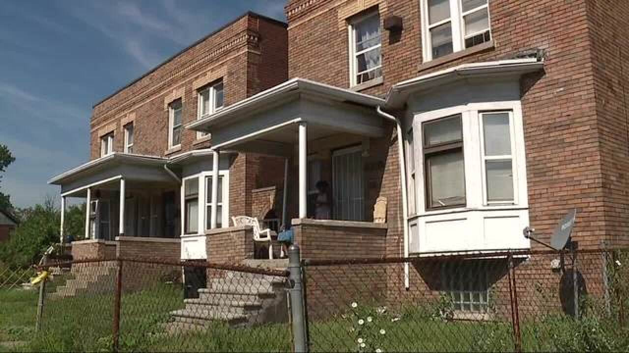 Detroit landlord allegedly ignoring repairs