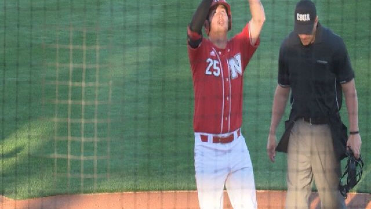 Nebraska baseball earns six Big Ten Honors, Darin Erstad named Big Ten Coach of the Year