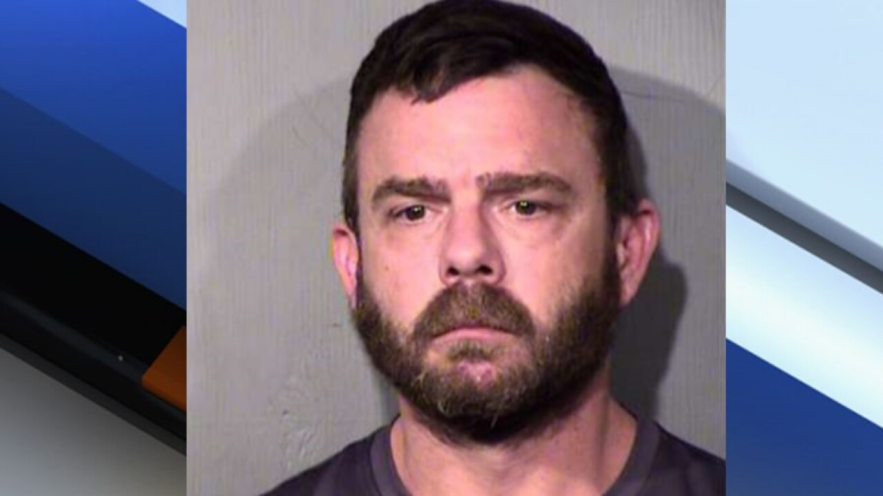 PD: Woman escapes Scottsdale sex dungeon after being forced to sleep in a cage
