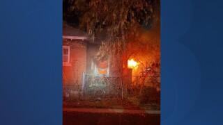 Ogden House Fire, January 14, 2021