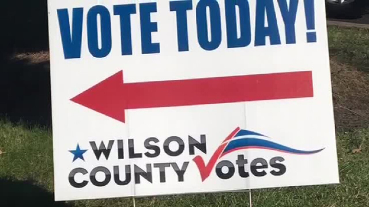 Wilson County votes down proposed sales tax hike