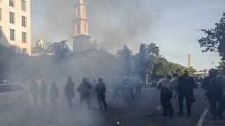 America Protests Trump Lafayette Park Legacy