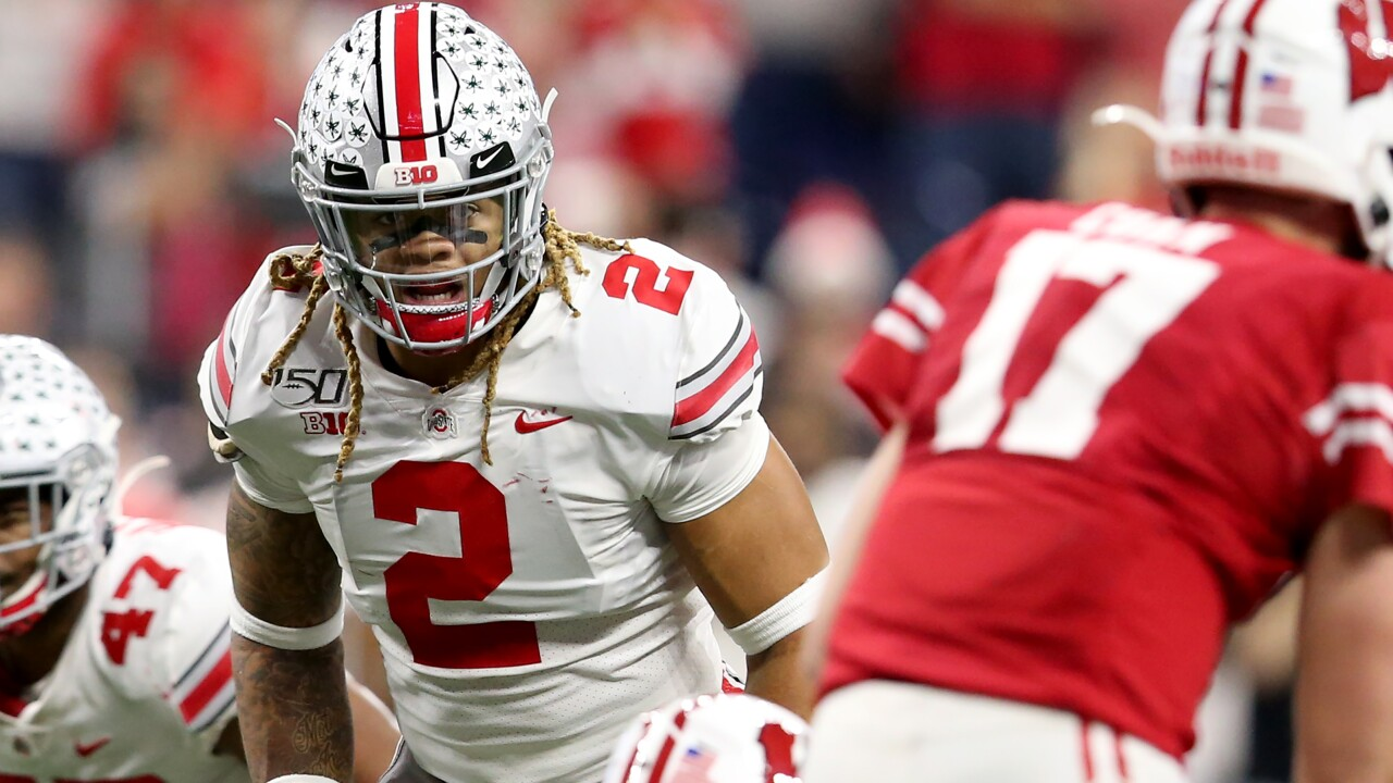 Ohio State Heisman finalist Chase Young to enter NFL draft, could be Redskins target